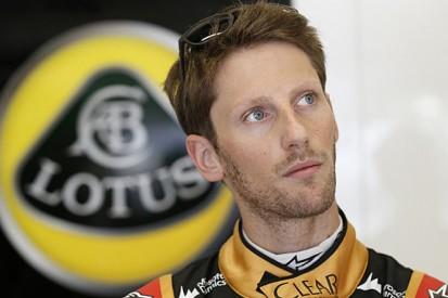 Romain Grosjean: Love for Lotus F1 team not key to career decision