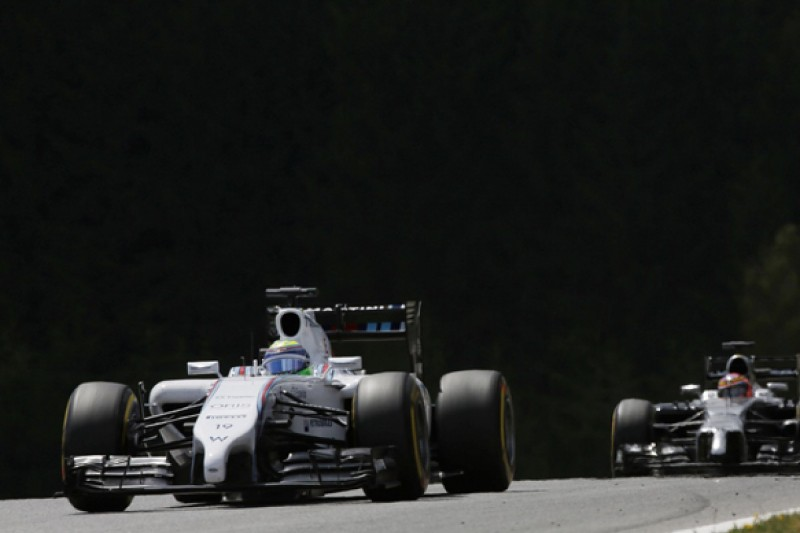 Jenson Button impressed by Williams F1 team's revival