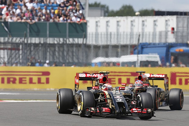 Pastor Maldonado says Lotus F1 team can regularly fight for points