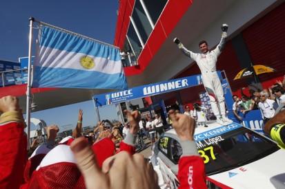 Termas de Rio Hondo WTCC: Jose Maria Lopez takes home victory