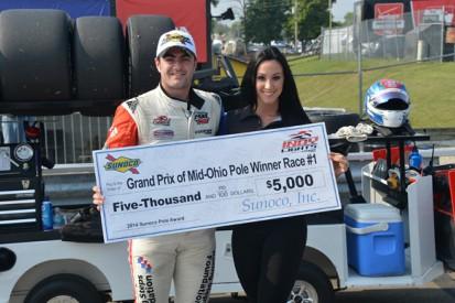Mid-Ohio Indy Lights: Jack Harvey secures maiden pole position