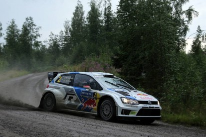 WRC Finland: Latvala extends lead, Ogier reclaims second
