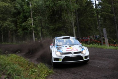 WRC Finland: Latvala builds lead, Meeke grabs second from Ogier