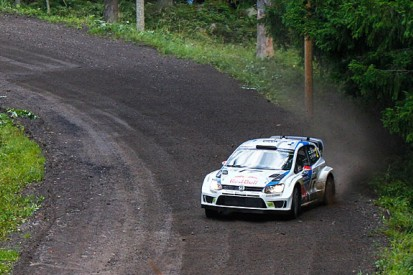 Rally Finland: Latvala increases lead, Kubica crashes