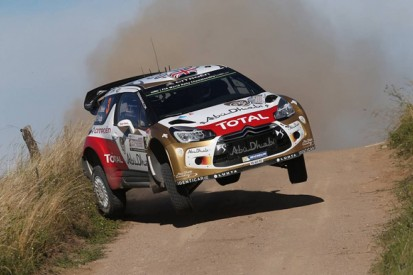 Meeke and Ostberg in three-rally fight for Citroen WRC future