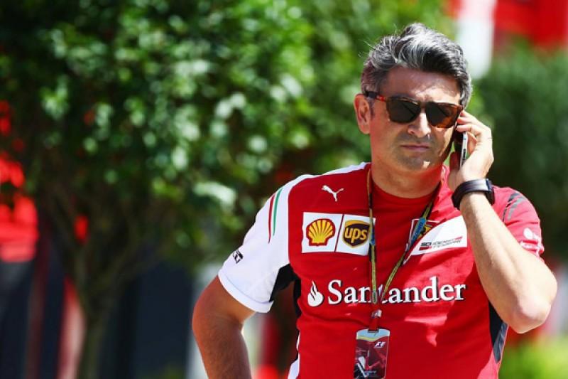 Ferrari F1 boss Marco Mattiacci says team needs complete overhaul
