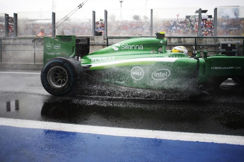 Caterham Formula 1 team faces legal action from ex-staff