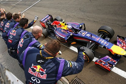 Red Bull F1 team says Hungarian GP win better than Canada success