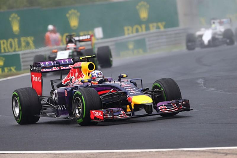 Hungarian GP report: Daniel Ricciardo wins thrilling F1 race