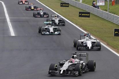McLaren F1 team blames Hungarian GP tyre error on weather radar