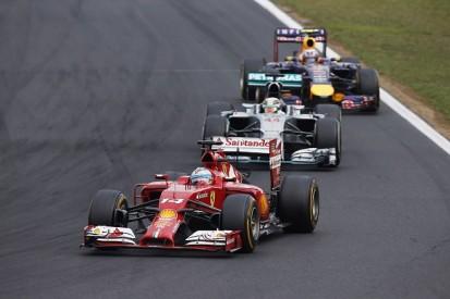 Hungarian GP: Fernando Alonso says second like a win for Ferrari