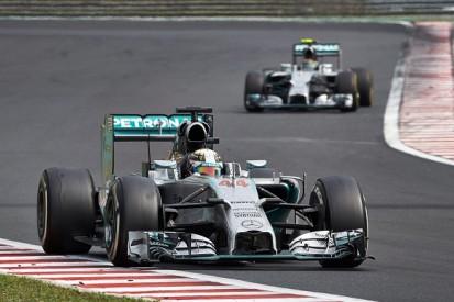 Hungarian GP: Niki Lauda backs Lewis Hamilton ignoring team orders