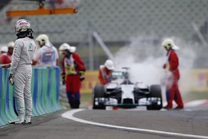 Hungarian GP: Mercedes says recent F1 unreliability unacceptable
