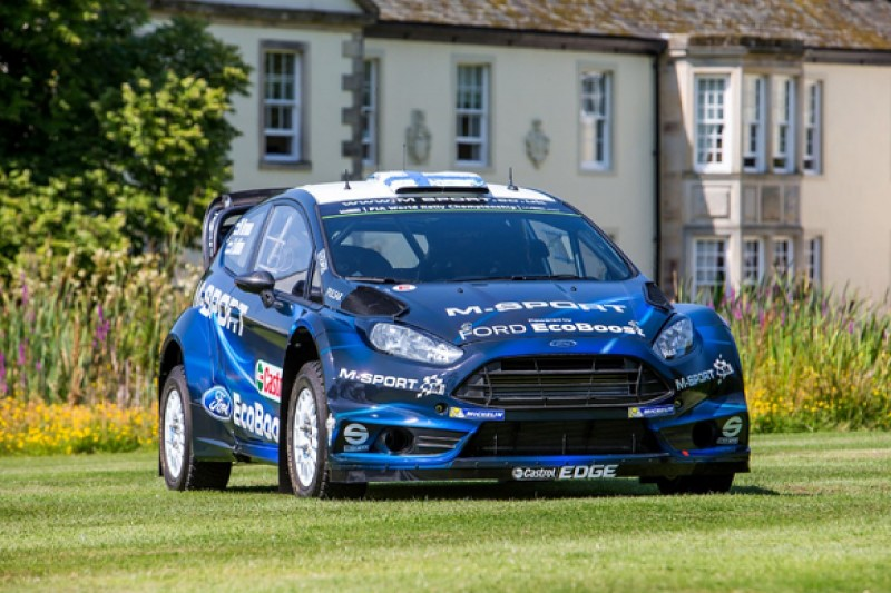 Revised M-Sport Ford Fiesta RS WRC to make Rally Finland debut
