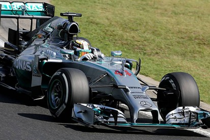 Hungarian GP: Lewis Hamilton stays on top in second practice