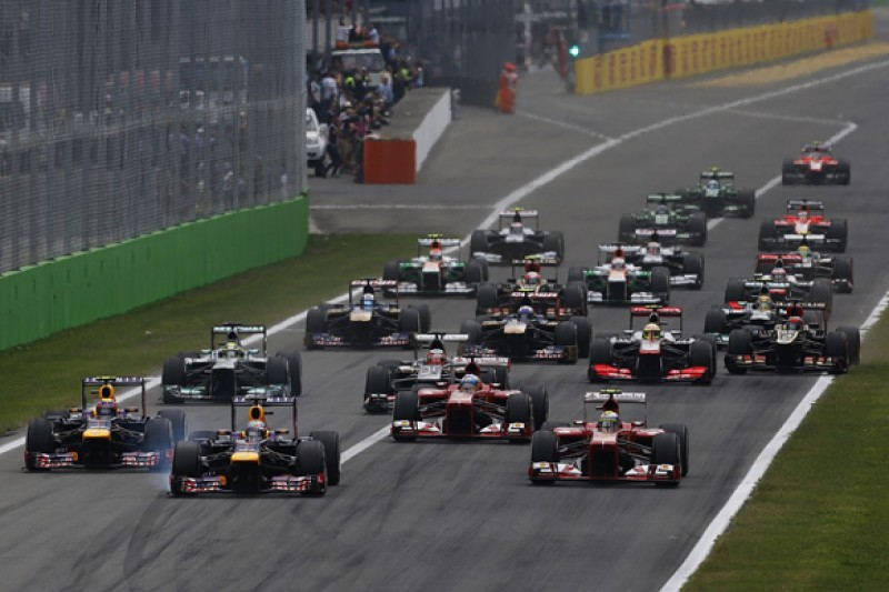 Former driver Ivan Capelli behind plan to save Monza F1 race