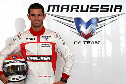 American Alexander Rossi joins Marussia F1 team as reserve