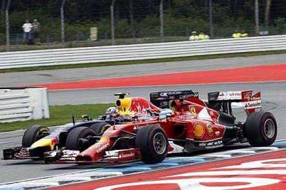 Daniel Ricciardo eager for more F1 fights with Fernando Alonso