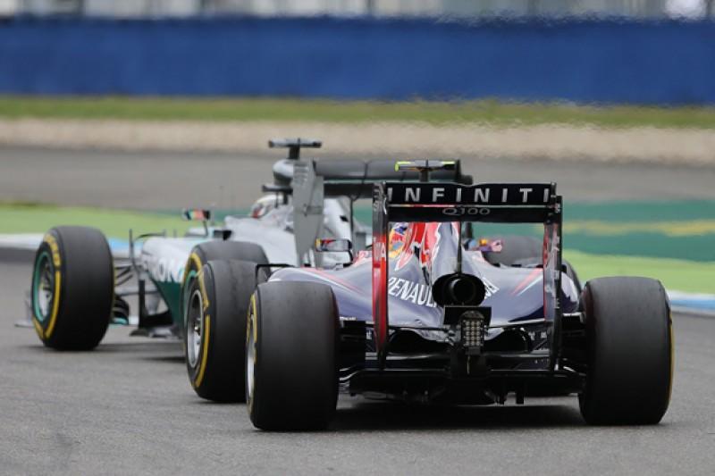 Renault to evaluate Mercedes' split turbo Formula 1 engine concept