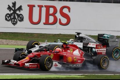 Kimi Raikkonen happier with Ferrari F1 car in German Grand Prix