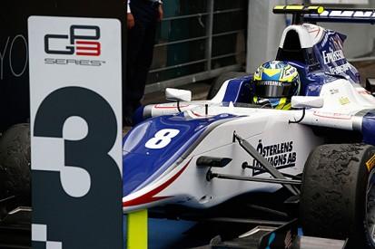 Jimmy Eriksson slams GP3 officials over Hockenheim race penalty