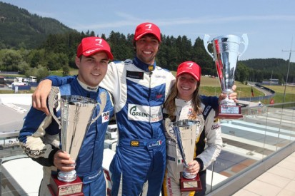 Red Bull Ring Auto GP: Roda takes first win in Virtuosi one-two
