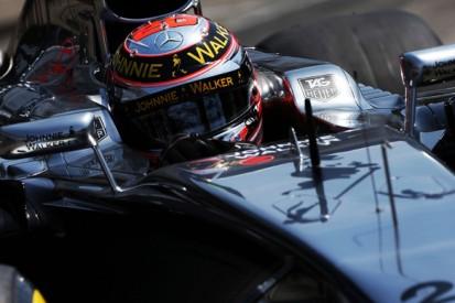 German GP: McLaren's Kevin Magnussen impresses Rob Smedley