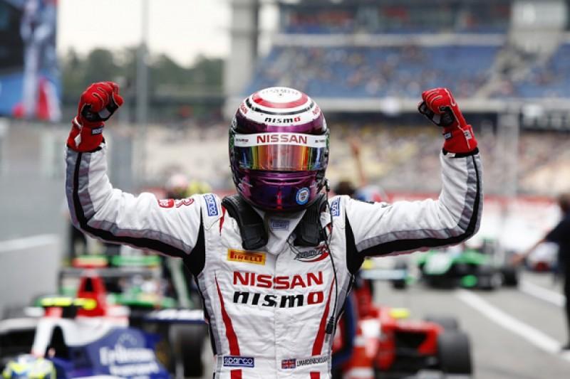Hockenheim GP3: Ex-gamer Jann Mardenborough takes biggest win yet