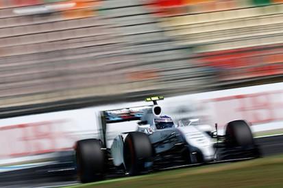 German GP: Bottas thinks Mercedes was out of reach