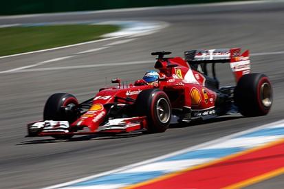 German GP: Ferrari pins race hopes on cooler track