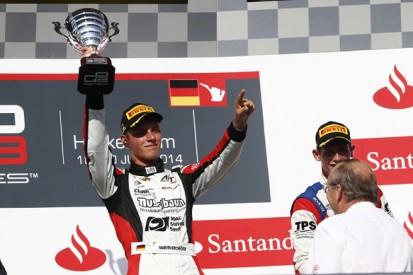 Hockenheim GP3: ART's Marvin Kirchhofer takes first win at home