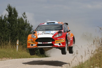 ERC Estonia: WRC guest Ott Tanak takes home win for Markko Martin