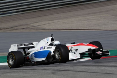 Red Bull Ring Auto GP: Shinya Michimi tops practice for Euronova