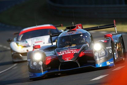 LMP2 set to become coupe-only class from 2017