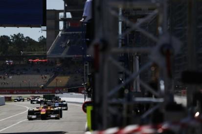 Hockenheim GP2: Stefano Coletti heads Stoffel Vandoorne in practice