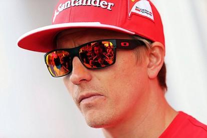 Kimi Raikkonen no longer in pain after British GP accident