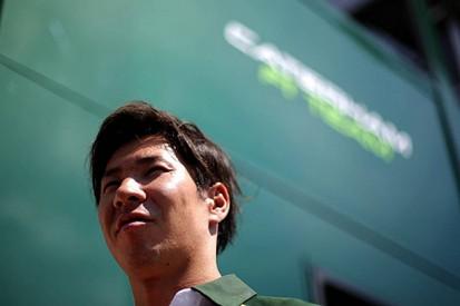 Kamui Kobayashi pins hopes on Caterham F1 team reshuffle