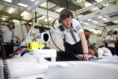 Rob Smedley says Williams must be wary of slipping down the F1 order