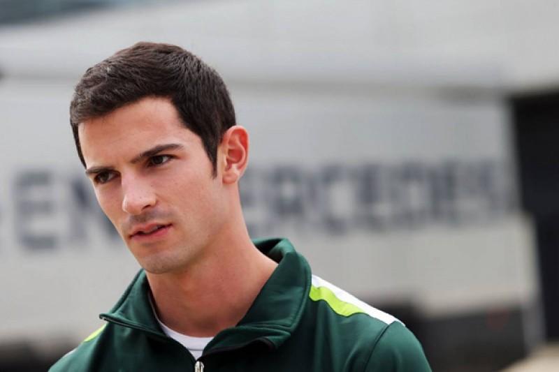 Alexander Rossi leaves Caterham Formula 1 and GP2 teams