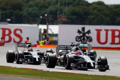 McLaren F1 team confirms intentions to remove FRIC suspension for German GP
