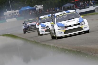 Mettet World Rallycross: Anton Marklund tops opening day