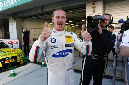 Moscow DTM: BMW's Maxime Martin secures maiden pole