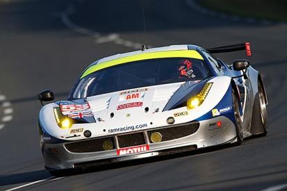 Ram Racing Ferrari withdraws from World Endurance Championship
