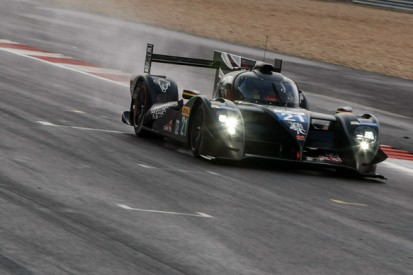 Strakka Dome LMP2 coupe undergoing rear-end revisions