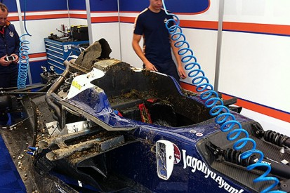 GP3 rollhoops recalled after Silverstone crash investigation