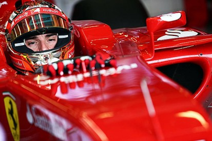 Bianchi hopes F1 test showed potential for race seat with Ferrari