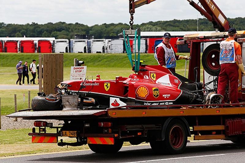 FIA rejects claims that it should have punished Raikkonen for crash