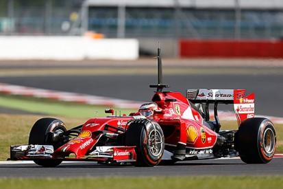Silverstone F1 test: Jules Bianchi goes quickest for Ferrari