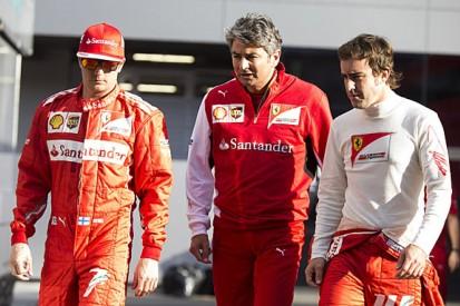 "Ferrari F1 boss says it will be a ""different team"" in 2015"