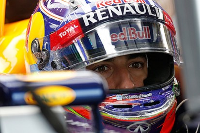 British GP: Ricciardo says 'rookie error' cost him in Q3